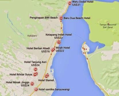 daftar hotel banyuwangi