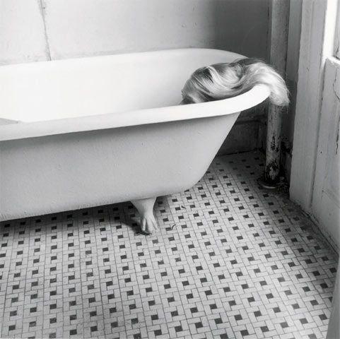 Photograph: New York, 1980, by Francesca Woodman