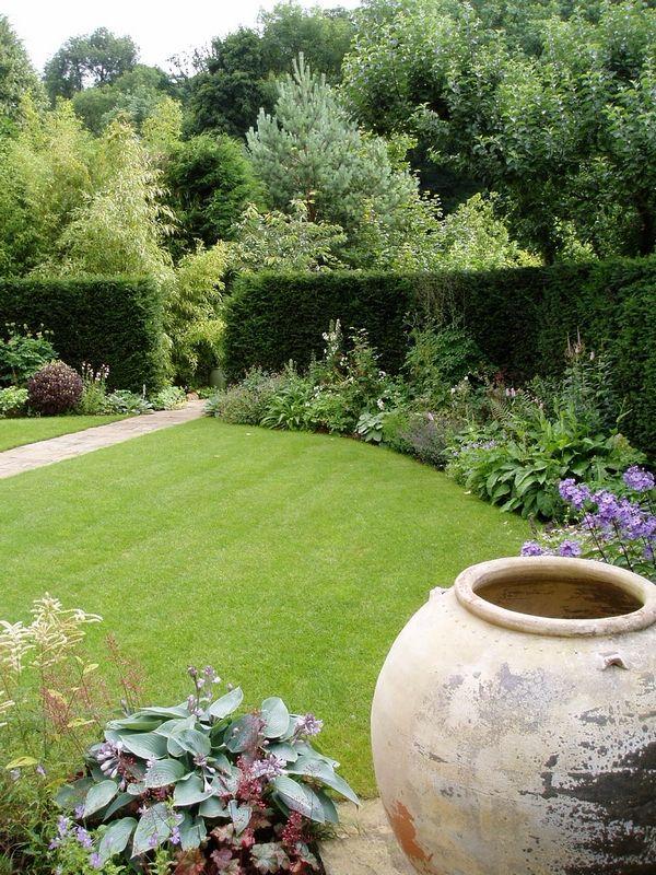 portfolio item for dent mcKinney garden design