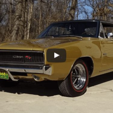 paul jacobs restored 1968 dodge hemi charger