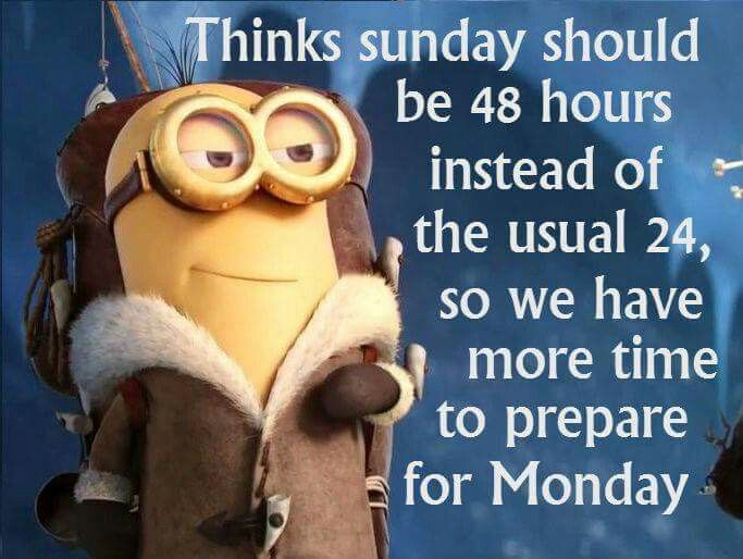 17 Best Images About Minions Days Of Week/talking Coffee