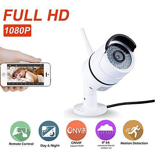 KUCAM Outdoor 1080P 2.0 Megapixels WiFi Video Surveillance System Bullet IP66 IP Security Camera (A-1080P) For Sale https://wirelesssecuritycamerasusa.info/kucam-outdoor-1080p-2-0-megapixels-wifi-video-surveillance-system-bullet-ip66-ip-security-camera-a-1080p-for-sale/
