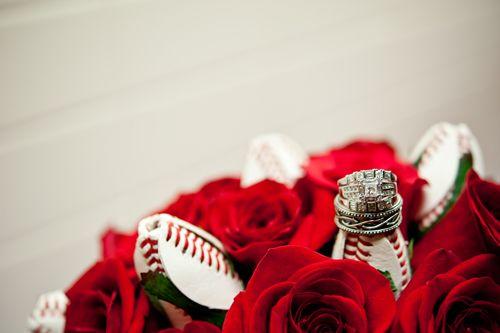 Jennifer and Keith's Baseball Themed Wedding 5