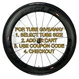Eagle Wheels - Zipp Wheels - Enve Wheels - Eagle 700c Carbon Clincher Wheelset - Continental Tires Included - DT Swiss Hubs - Aero for Triathlon Bikes - Stiff for Road Bikes - 5YR Guaranteed - NO RECALL HERE by Eagle Bicycles  (4)Buy new:   $  59.99 - $  1,999.99 (Visit the Best Sellers in Sports & Outdoors list for authoritative information on this product's current rank.) Amazon.com: Best Sellers in Sports & Outdoors...