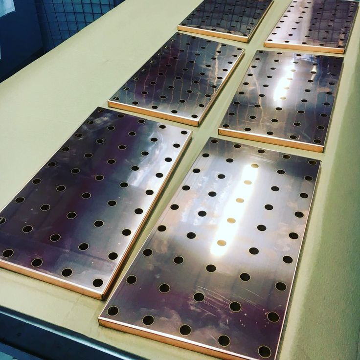 Fabricated Copper bar drip trays for local bar @sohochristchurch  www.precisionfabricationsltd.co.uk  #work #working #TagsForLikes #fabricating #welding #welder #weldinglife #weldshop #company #stainlesssteel #photooftheday #barcounter #copper #business #biz #dorset #hampshire #london #wiltshire #christchurch #bournemouth #poole