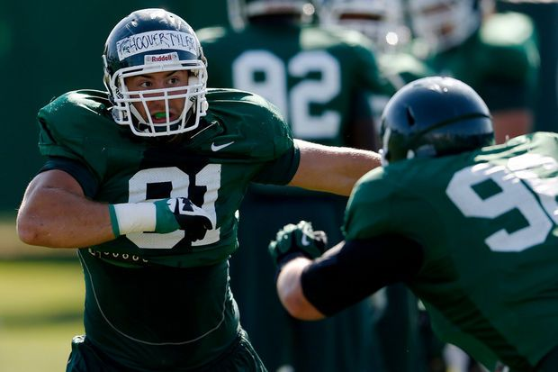 Photo gallery: Michigan State football 2013 fall camp - Friday, August 16 | MLive.com