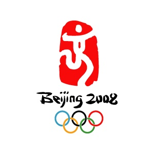 Beijing 2008 Summer Olympic Games vector logo