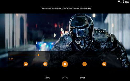 VLC for Android - screenshot thumbnail