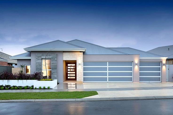 The Charleston display home Eglinton, Perth. Facade