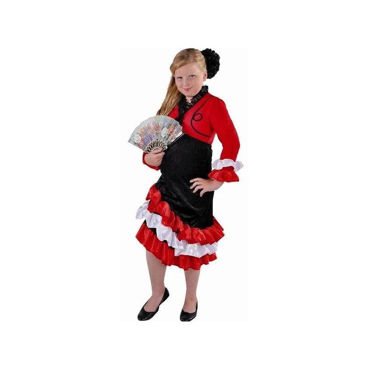 Déguisement espagnole fille Déguisement espagnole enfant