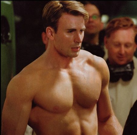 Follow this Chris Evans Captain America Workout Routine and get a body like Captain America. Workout Routine, Diet Advice and more...
