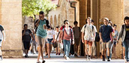 University of Western Australia moves up in world rankings