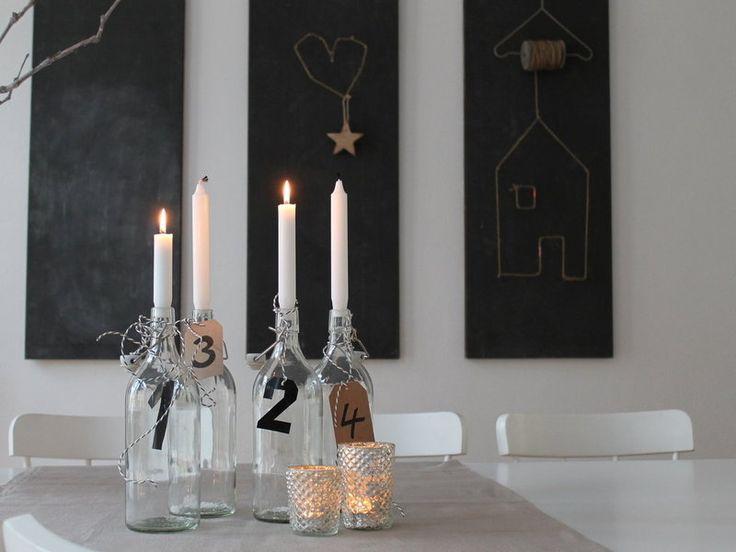 ber ideen zu adventskranz selber machen auf pinterest adventskr nze selber machen aus. Black Bedroom Furniture Sets. Home Design Ideas