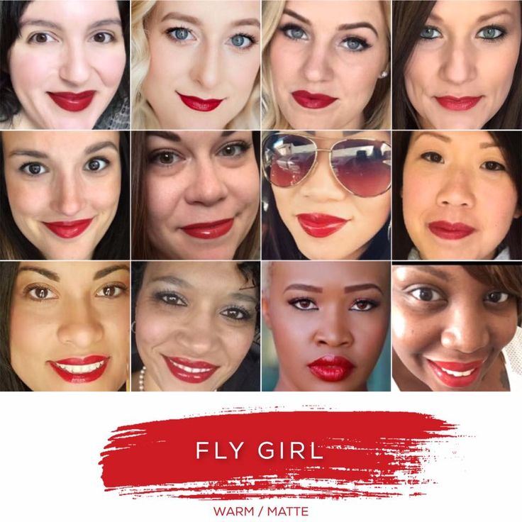 Lipsense Fly Girl