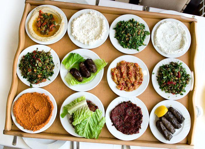 Akdeniz hatay sofras zeytinya l mezeler salatalar for Akdeniz turkish cuisine