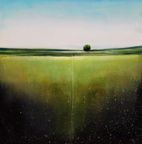 Modern landscape artists april 3 modern minimalist for Minimal art landscape