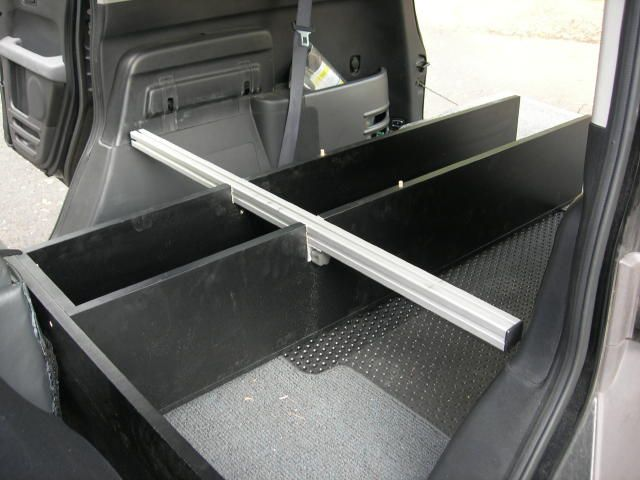 Another approach to the bed platform - Honda Element Owners Club Forum
