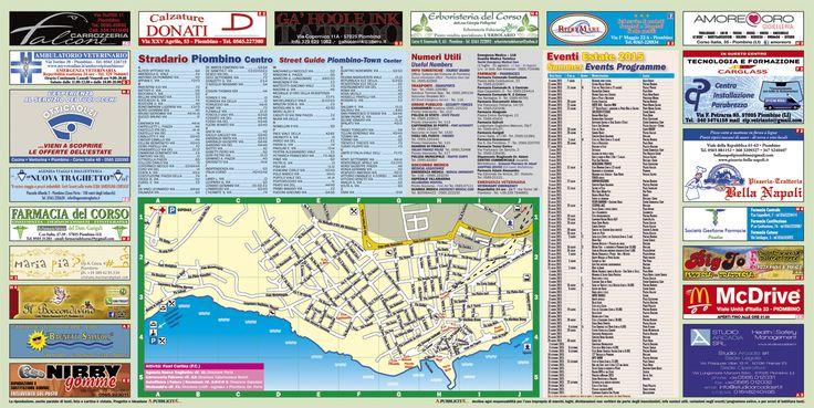 Cartina Piombino 2015