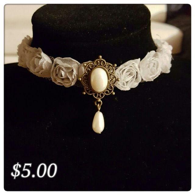 Online Shop Vintage koninklijke kant de bruid kettingen vrouwen accessoires choker ketting Gothic sieraden verklaring ketting (JL-65)  Aliexpress  aliexpress Mobile