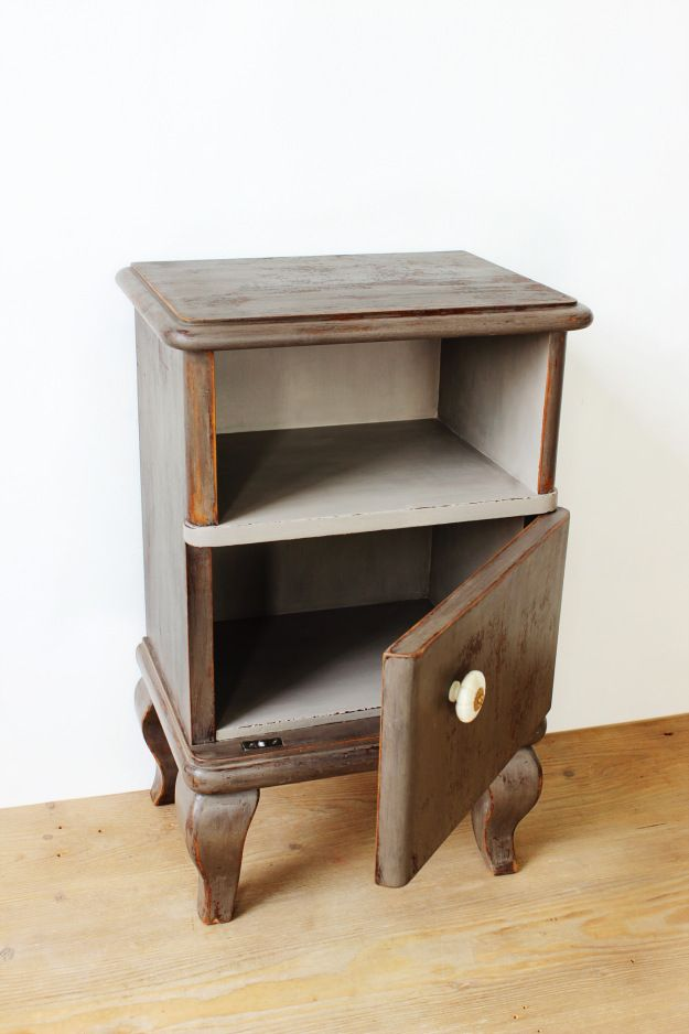 driftwood nightstand