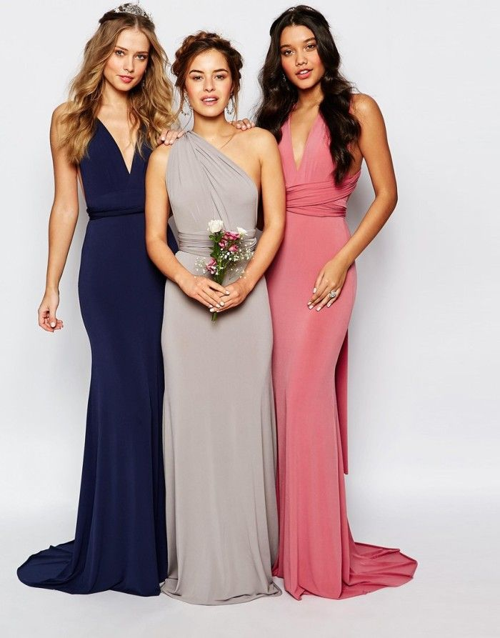 Maxi dresses for bridesmaids | From the ASOS Wedding Collection