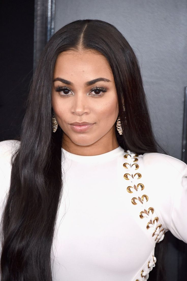 15 Times Lauren London And Those Dimples Made Us Melt Lauren London Cool Hairstyles Lauren London Nipsey Hussle