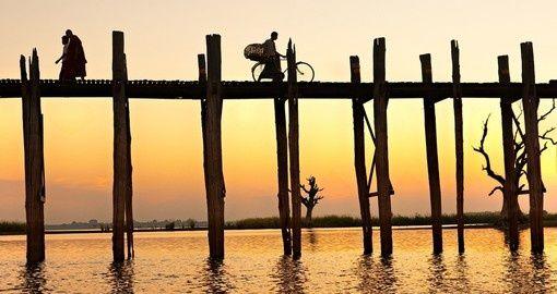 Bein Bridge | Myanmar
