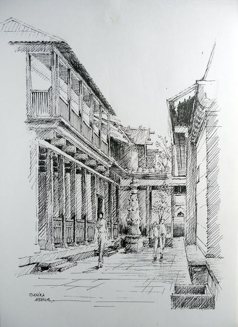 Pencil Sketches In Pune