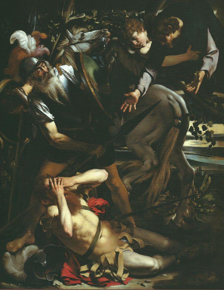 Caravaggio, Conversione di Saulo, 1600-1601, collezione Odescalchi, Roma