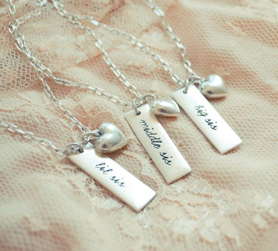 This pendant comes in .925 silver or 24 kt gold plated and is then oxidized to give it an antique look. It is hand stamped each letter at a time,