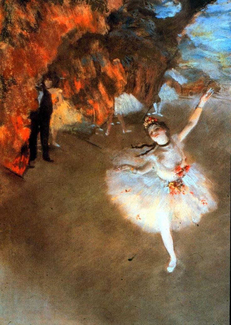 Edgar Degas O Pintor De Bailarinas Pinturas De Degas