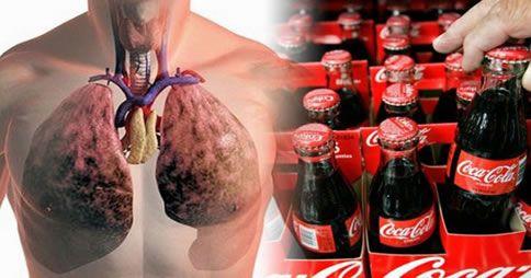 Cosa succede al nostro corpo 1 ora dopo aver bevuto una Coca Cola