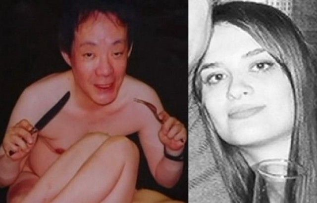 Issei Sagawa is a Japanese cannibal who murdered a classmate and then ate her body. He in now a writer and a celebrity in Japan.