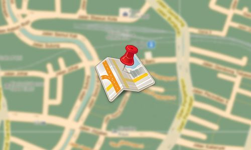 How to give Google maps a little more color :)