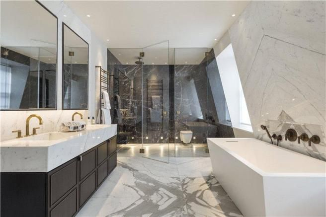 17 Best Images About Bathrooms On Pinterest Mayfair London Marbles And Tile