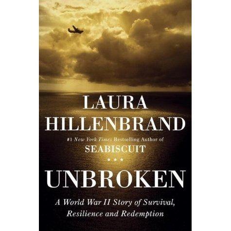 Unbroken, by Lauren Hillenbrand - July 2012 - Hosted by Ashley