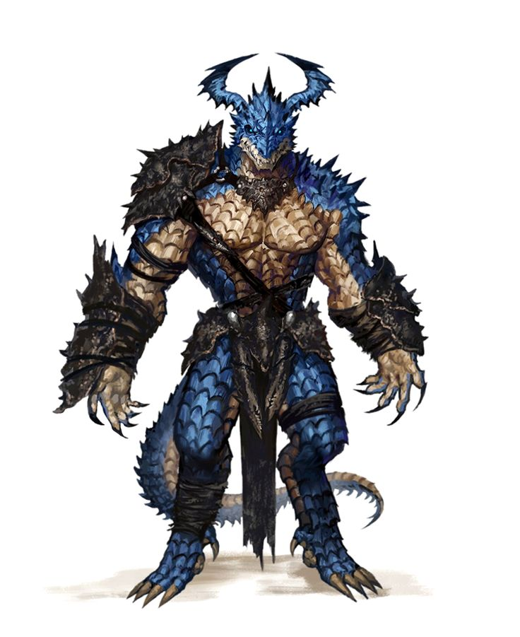 Blue Dragon 5 Dragons