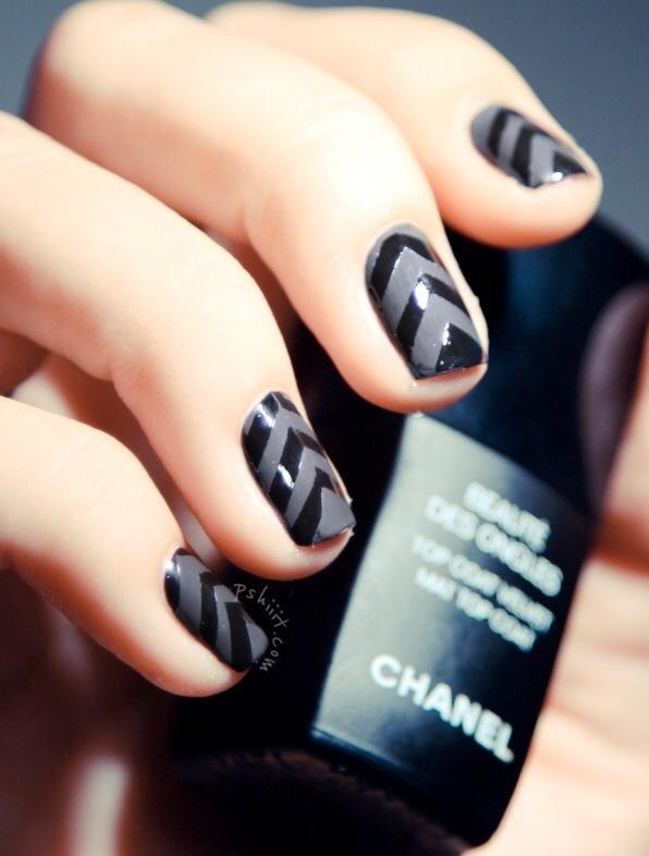 Chanel Nail Polish Art Print | Hession Hairdressing