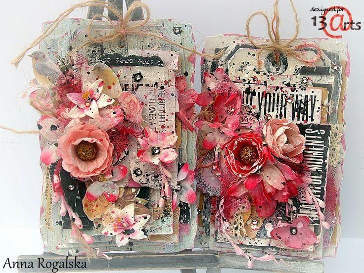 Spring Cards by Anna Rogalska