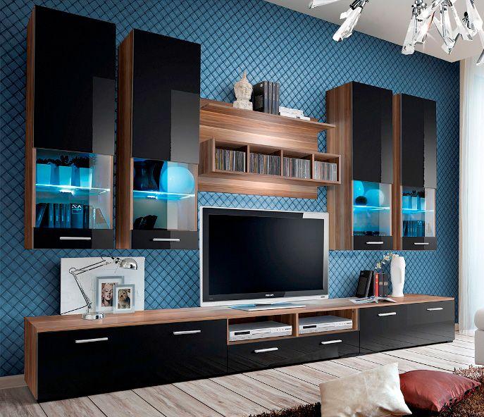Best 25 living room wall units ideas on pinterest tv wall units wall cabinets living room for Black wall units for living room