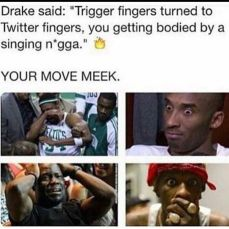 Photos: HARSHEST Meek Mill Memes Pop Up After Drake's 'Back To Back' Diss Track!