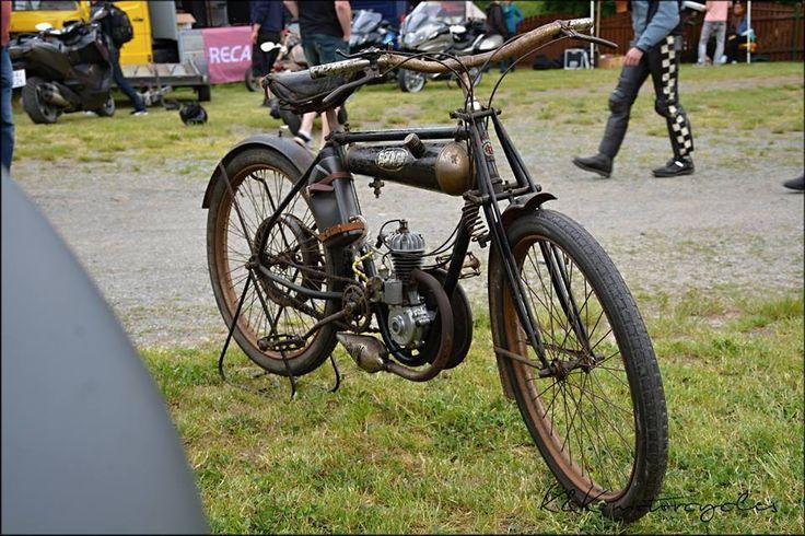 Motoemotion Fest 2016 | My oldest bike