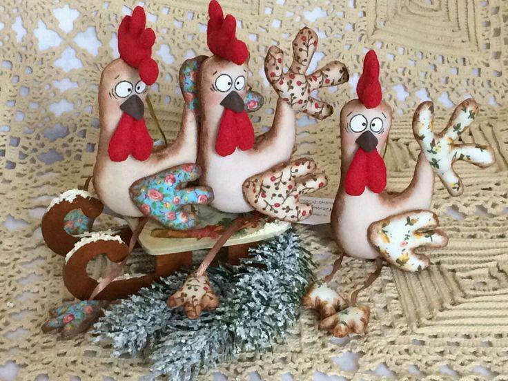 Купить Петушок символ 2017 года - бежевый, петух, петух 2017