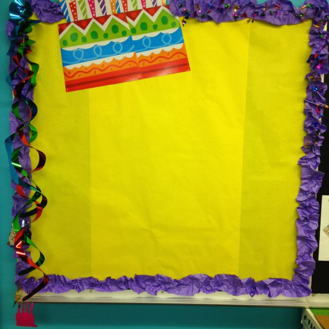 14 best images about bulletin boards on pinterest earth for Ways to decorate a bulletin board