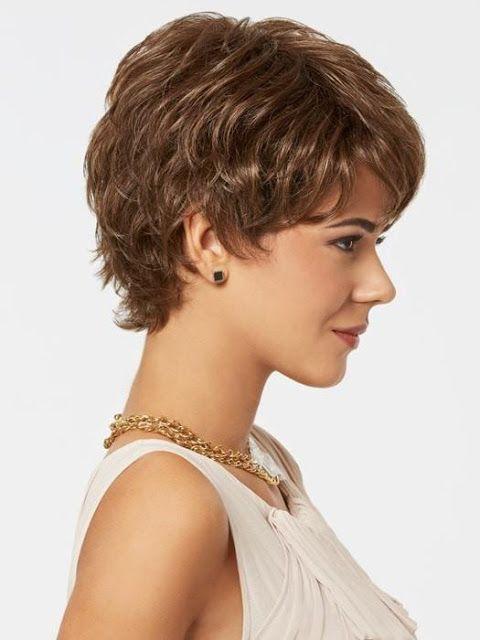 Frisuren Dicke Haare Kurz Kurzhaarfrisuren Curly Hair Styles