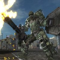 "Crunchyroll - ""Earth Defense Force 5"" Demonstrates Its First Fencer and Air Raider Gameplay"