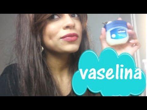 Vaselina como usar / para que sirve - YouTube