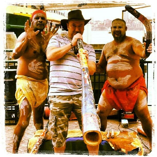 #didgeridoo #aborigines #boomerang #oz #australia #sydney #nsw  @mikemanouevre