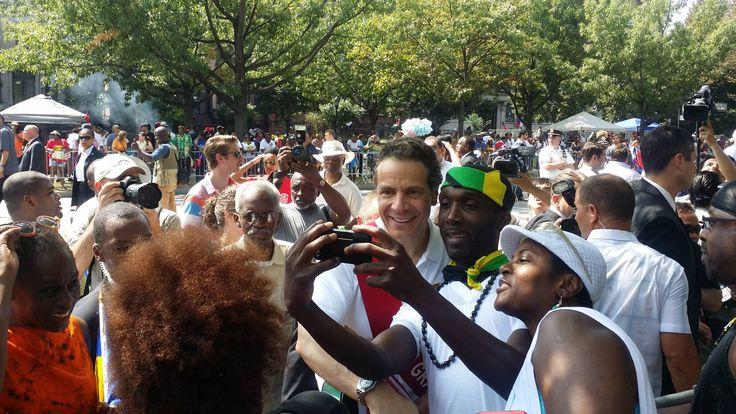 2014 labor day parade - NYS Governor Cuomo