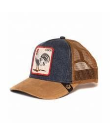 fba26548851b9 Gorra Goorin Bros Lassy Bitch Grey Animal Farm Trucker Hat en 2019 ...